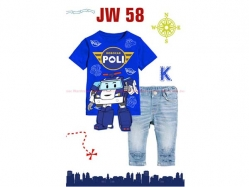 Fashion Boy JW 58 K - BS6024