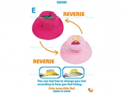 Cute Reversible Hat GW 281 E - PL3545