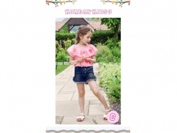 Fashion Girl KK 3 C - GS5283
