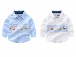 Boy Shirt 104 2NO - BA1297