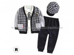 Fashion Boy CBM 11 R Kids - BS6035