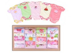 Lovelle Cart's Bodysuits By Carter's Girl - BY1200