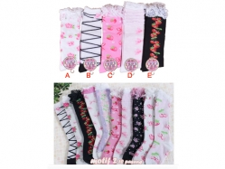 Girl Socks - PL3619