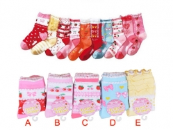 Girl Socks - PL3631
