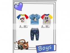 Fashion Boy 102 A Kids - BS6081