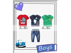 Fashion Boy 102 B Kids - BS6083