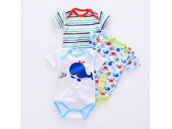 Baby Romper 141 D - BY1228