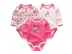 Baby Romper 141 P - BY1233