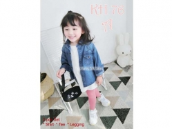 Fashion Girl KH 76 A Kids - GS5359