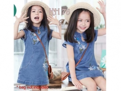 Fashion Dress KH 76 E Kids - GD4509