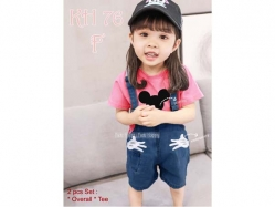 Fashion Girl KH 76 F Kids - GS5361