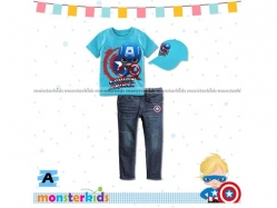 Fashion Boy MK 8 A Teen - BS6098