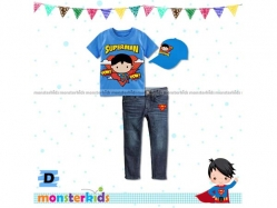 Fashion Boy MK 8 D Teen - BS6100