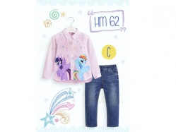 Fashion Girl HM 62 C Kids - GS5377