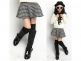 Girl Skirt F288 K - CG658
