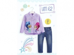 Fashion Girl HM 62 E Kids - GS5379