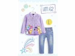 Fashion Girl HM 62 L Kids - GS5380