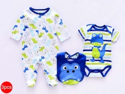 Baby Romper 153 A - BY1236