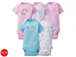 Baby Romper 154 D - BY1244