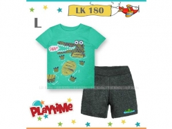 Fashion Boy LK 180 L Teen - BS6124