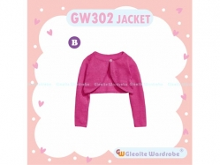 Thin Long Sleeves Cardigan GW 302 B Kids - GA1262
