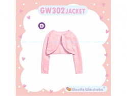 Thin Long Sleeves Cardigan GW 302 D Kids - GA1266