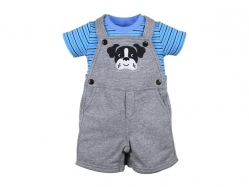 Baju Bayi Tee + Overall CB 34 A - BY1259