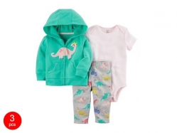 Babyset 3in1 Jaket + Romper + Pant 169 M - BY1306