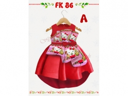 Girl Dress FK 86 A Kids - GD4583
