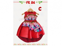 Girl Dress FK 86 C Kids - GD4585