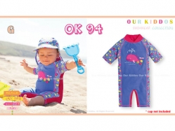 Girl Swimwear OK 94 G Kids - PL3838