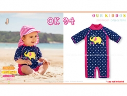 Girl Swimwear OK 94 J Kids - PL3841