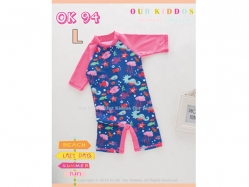 Girl Swimwear OK 94 L Kids - PL3843