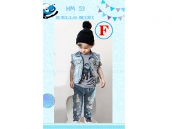 Fashion Boy HM 53 F - BS6125