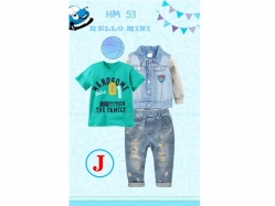 Fashion Boy HM 53 J - BS6126