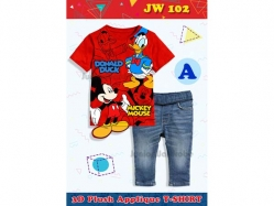 Fashion Boy JW 102 A - BS6136