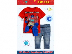 Fashion Boy JW 102 C - BS6137