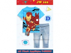 Fashion Boy JW 102 D - BS6138