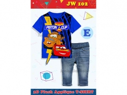 Fashion Boy JW 102 E - BS6139