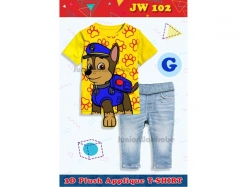 Fashion Boy JW 102 G - BS6140
