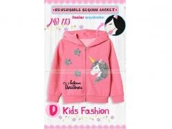 Girl Jacket JW 113 D Kids - GA1275