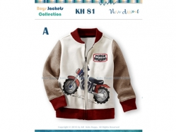 Boy Jacket KH 81 A Kids - BA1331