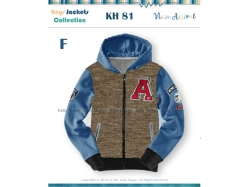 Boy Jacket KH 81 F Kids - BA1333