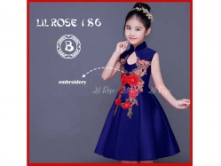 Dress LR 186 B Kids - GD4624