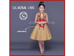 Dress LR 186 C Kids - GD4626