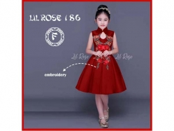 Dress LR 186 F Kids - GD4628