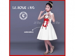 Dress LR 186 E Kids - GD4643