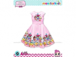 Fashion Dress MK 15 G Kids - GD4644