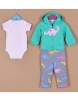Baby Romper Pant & Jacket CTR 27 M - BY1322