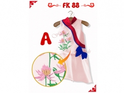 Dress FK 88 A Kids - GD4657